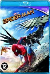 Win Blu-ray's van 'Spider-Man: Homecoming'